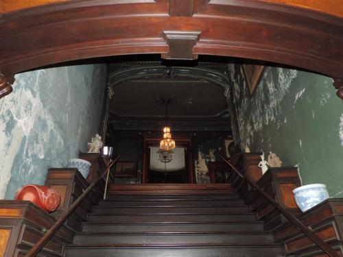 Balcony Stairwell