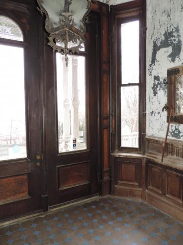 Front Door Foyer