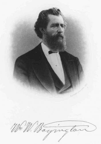 W.W. Boyington